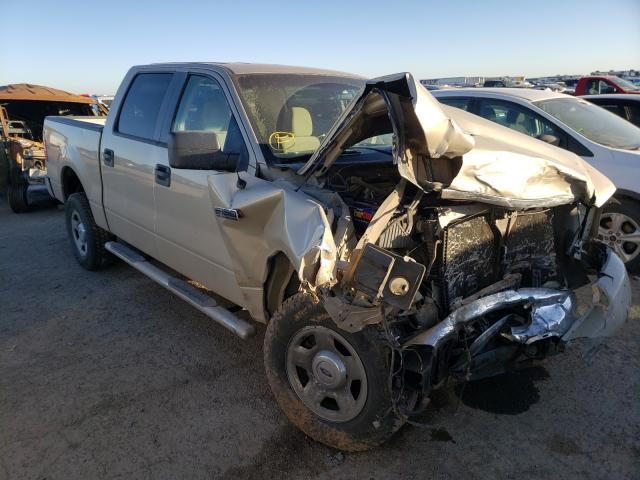 Salvage cars for sale from Copart Amarillo, TX: 2008 Ford F150 Super