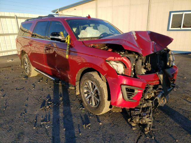 Salvage cars for sale from Copart Airway Heights, WA: 2018 Ford Expedition