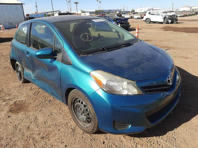 Toyota Yaris salvage cars for sale: 2012 Toyota Yaris