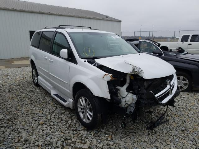 Salvage cars for sale from Copart Cicero, IN: 2014 Dodge Grand Caravan