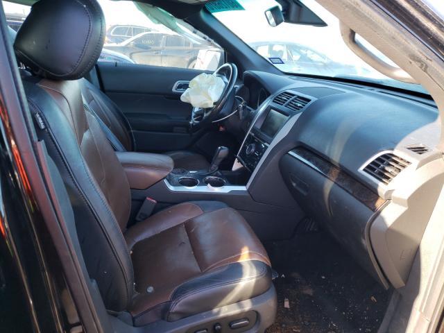 пригнать из сша 2013 Ford Explorer L 3.5L 1FM5K7F84DGA45084