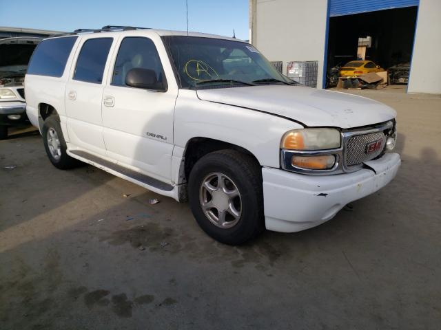 GMC Denali XL salvage cars for sale: 2002 GMC Denali XL