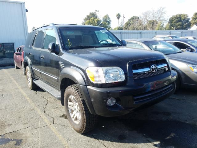 Toyota Sequoia salvage cars for sale: 2005 Toyota Sequoia