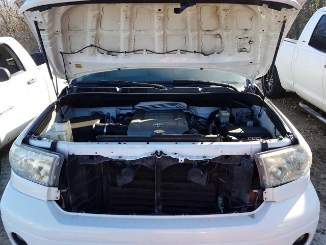 5TFRY5F14AX080392 2010 Toyota Tundra Dou 5.7L