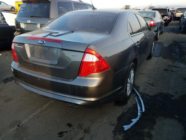 2012 Ford FUSION | Vin: 3FAHP0HA8CR327526