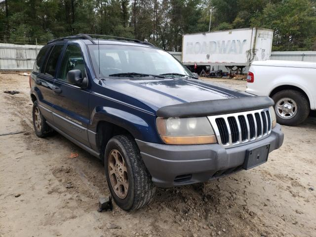 Salvage cars for sale from Copart Midway, FL: 2001 Jeep Grand Cherokee
