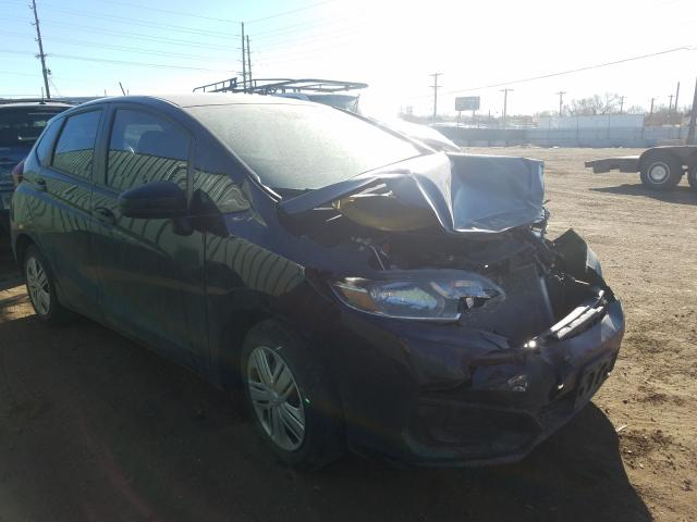 Honda FIT LX salvage cars for sale: 2019 Honda FIT LX
