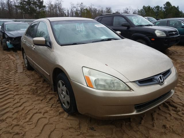 Salvage cars for sale from Copart Gaston, SC: 2005 Honda Accord LX