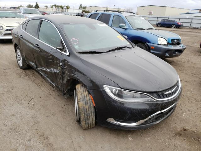 2015 Chrysler 200 Limited for sale in Bakersfield, CA