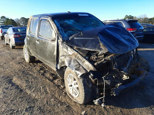 1N6AD0ERXGN731741 2016 Nissan Frontier S 4.0L