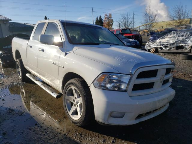 Salvage cars for sale from Copart Eugene, OR: 2009 Dodge RAM 1500