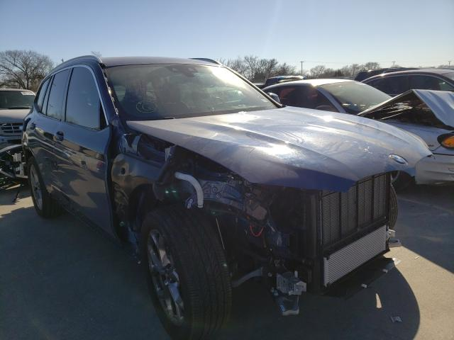 BMW X3 SDRIVE3 salvage cars for sale: 2020 BMW X3 SDRIVE3