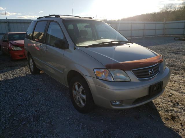 Mazda MPV salvage cars for sale: 2000 Mazda MPV