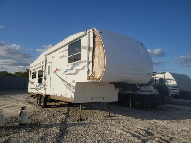 Coachmen salvage cars for sale: 2006 Coachmen TL