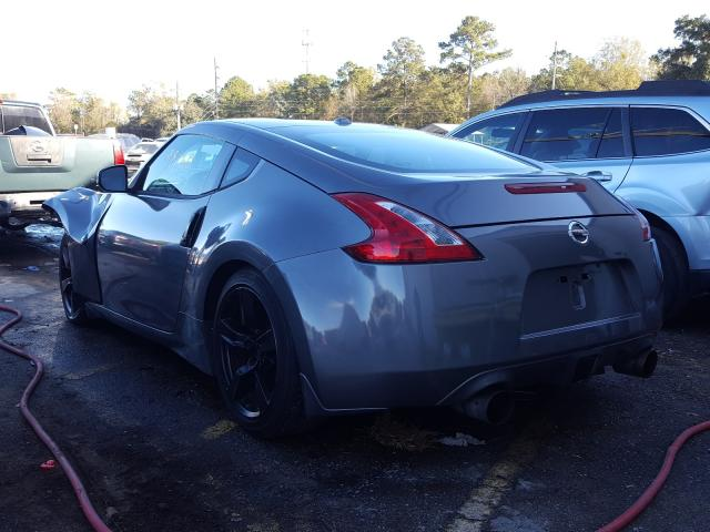 купить 2011 Nissan 370Z Base 3.7L JN1AZ4EH6BM550818