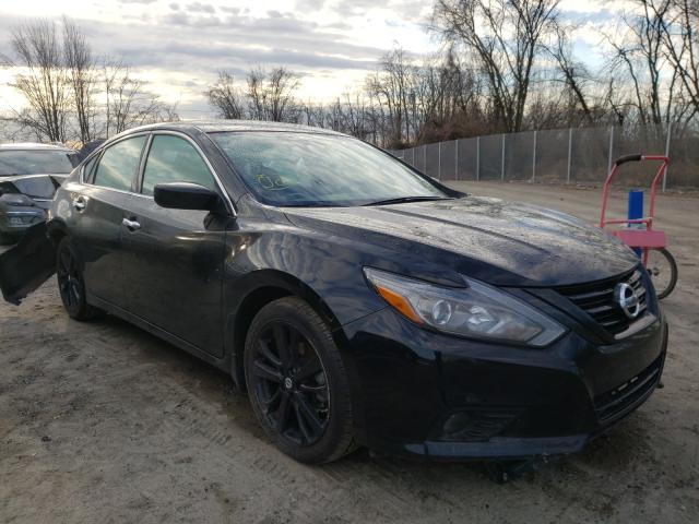 2018 Nissan Altima 2.5 en venta en Baltimore, MD