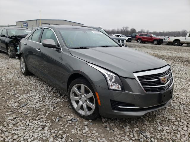 Cadillac salvage cars for sale: 2016 Cadillac ATS