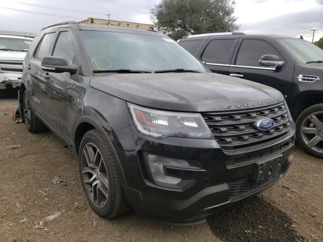 2016 Ford Explorer S for sale in San Diego, CA