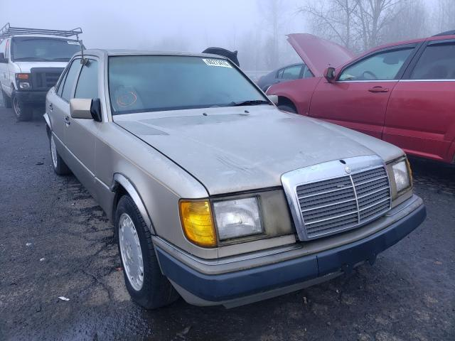 Salvage cars for sale from Copart Portland, OR: 1993 Mercedes-Benz 300 E 2.8