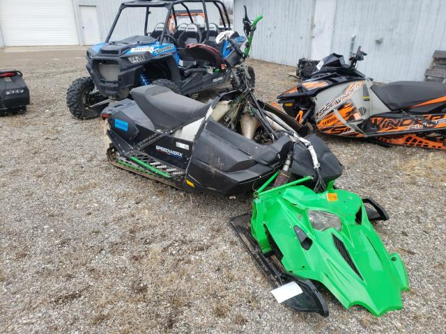 Arctic Cat Snowmobile salvage cars for sale: 2009 Arctic Cat Snowmobile
