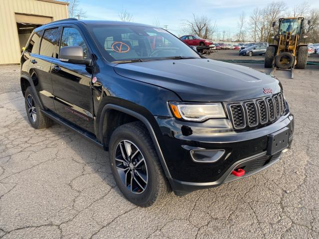 Salvage cars for sale from Copart Portland, OR: 2018 Jeep Grand Cherokee