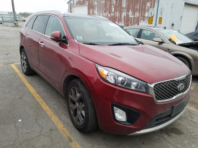 2016 KIA Sorento SX for sale in Chicago Heights, IL