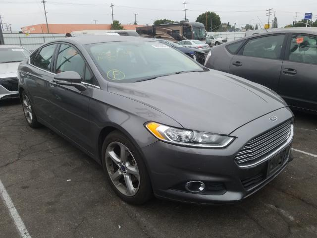 2014 Ford Fusion SE for sale in Van Nuys, CA