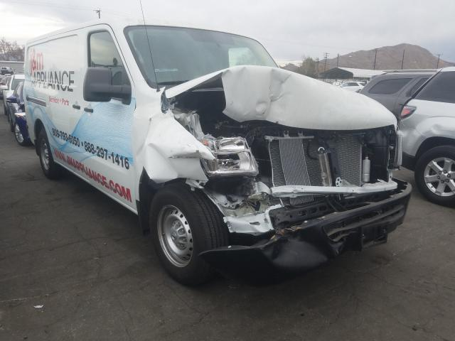 Salvage cars for sale from Copart Colton, CA: 2020 Nissan NV 1500 S
