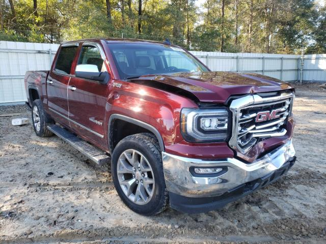 Salvage cars for sale from Copart Midway, FL: 2016 GMC Sierra K15