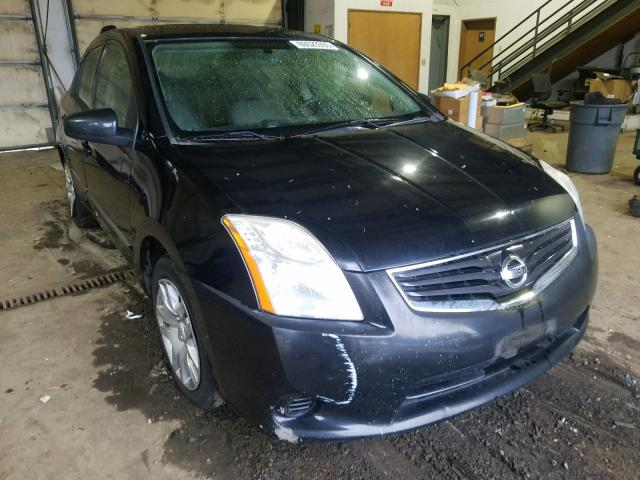 Salvage cars for sale from Copart Graham, WA: 2012 Nissan Sentra 2.0