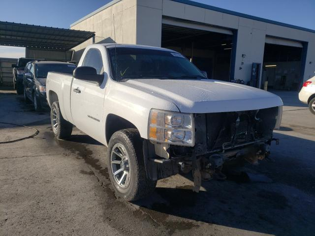Salvage cars for sale from Copart Anthony, TX: 2012 Chevrolet Silverado