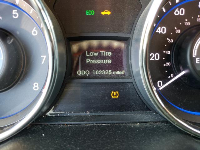 5NPEB4AC5BH147954 2011 Hyundai Sonata Gls 2.4L