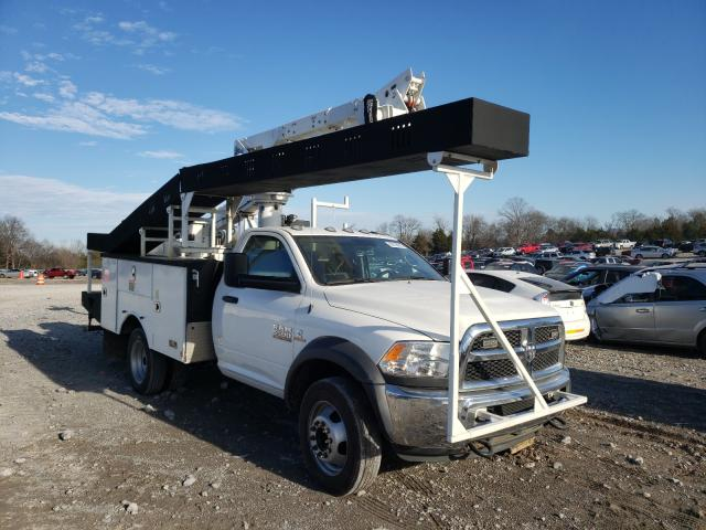 Salvage cars for sale from Copart Madisonville, TN: 2017 Dodge RAM 5500