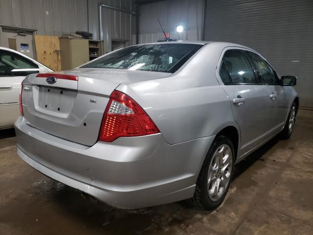 цена в сша 2010 Ford Fusion 2.5L 3FAHP0HA1AR254111
