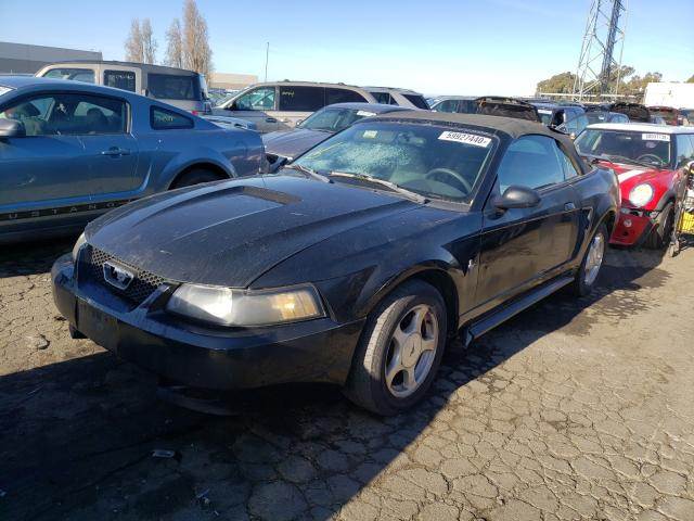 FORD MUSTANG 2001 1