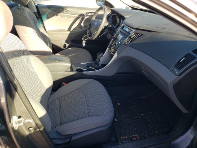 пригнать из сша 2011 Hyundai Sonata Gls 2.4L 5NPEB4AC5BH147954
