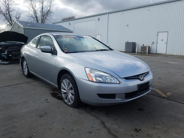 Salvage cars for sale from Copart Sacramento, CA: 2003 Honda Accord EX