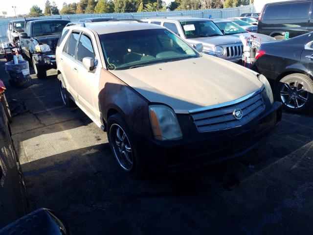 Salvage cars for sale from Copart Vallejo, CA: 2005 Cadillac SRX