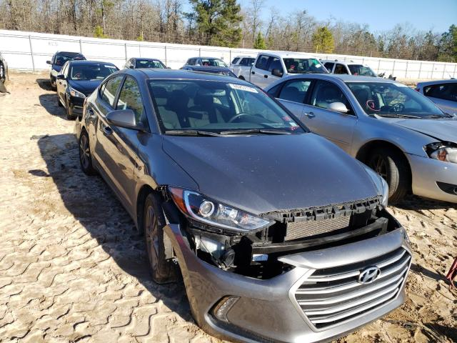 Hyundai Elantra salvage cars for sale: 2018 Hyundai Elantra