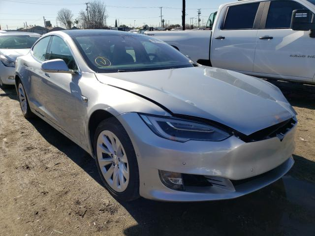 Vehiculos salvage en venta de Copart Los Angeles, CA: 2018 Tesla Model S