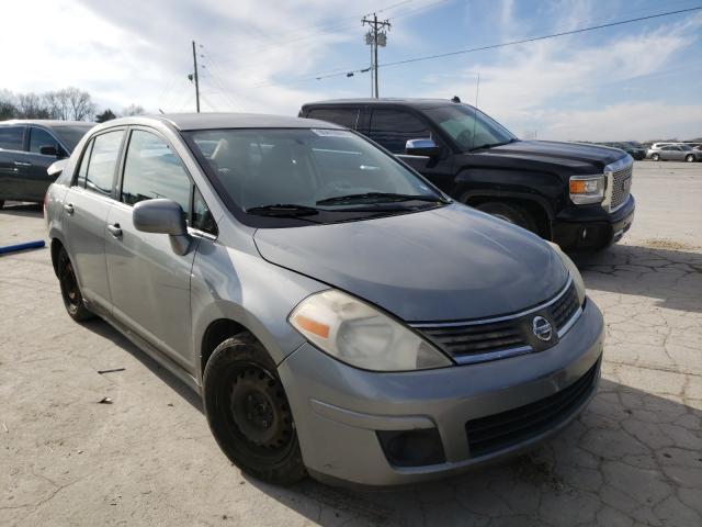 Nissan Vehiculos salvage en venta: 2008 Nissan Versa S