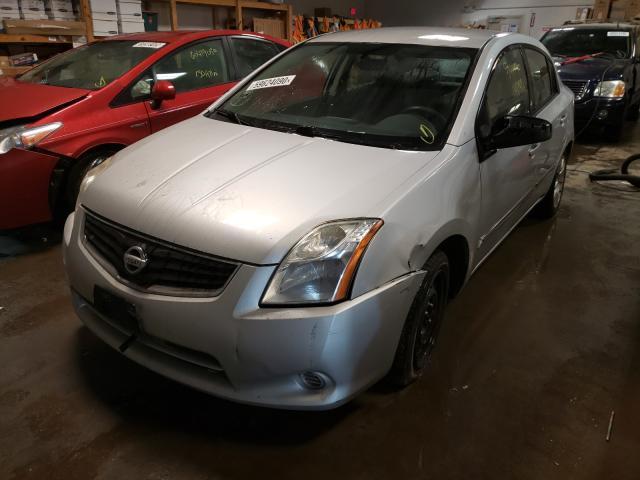 из сша 2012 Nissan Sentra 2.0 2.0L 3N1AB6AP7CL723612