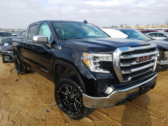 Salvage cars for sale from Copart Bridgeton, MO: 2020 GMC Sierra K15