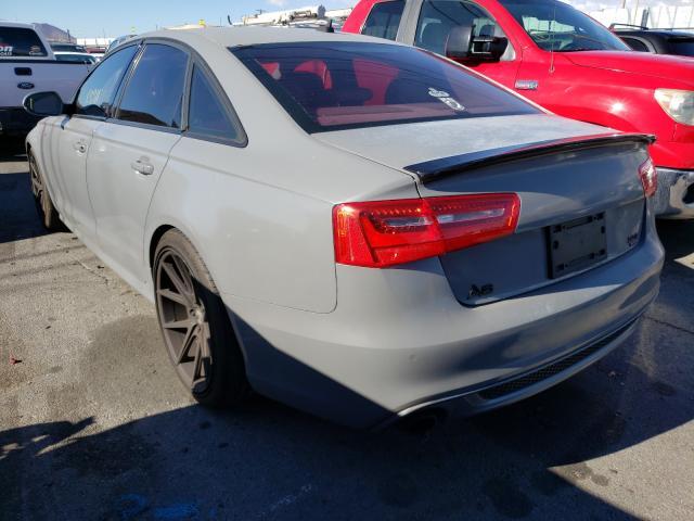 2013 Audi A6 | Vin: WAUHGAFC7DN015235