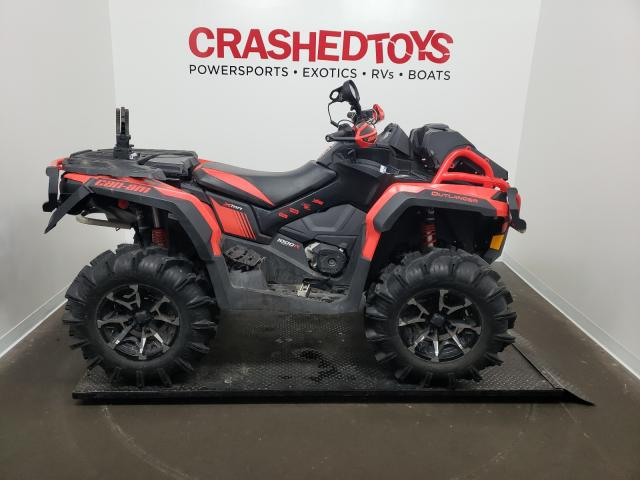Can-Am salvage cars for sale: 2018 Can-Am Outlander