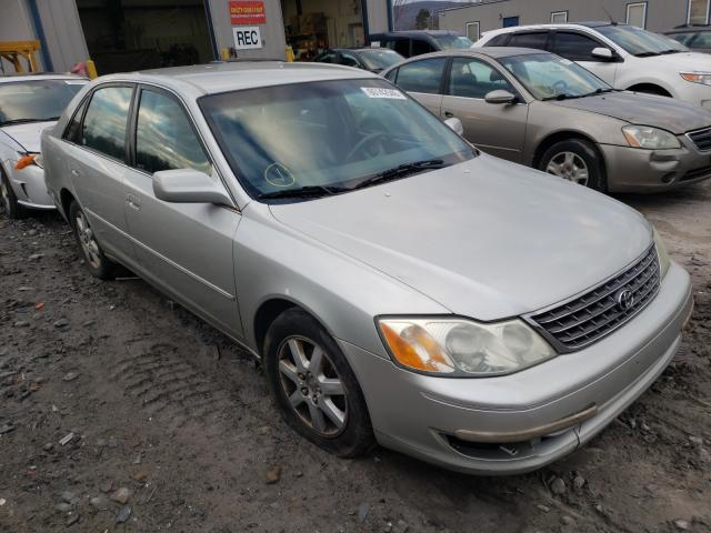 Salvage cars for sale from Copart Duryea, PA: 2004 Toyota Avalon XL