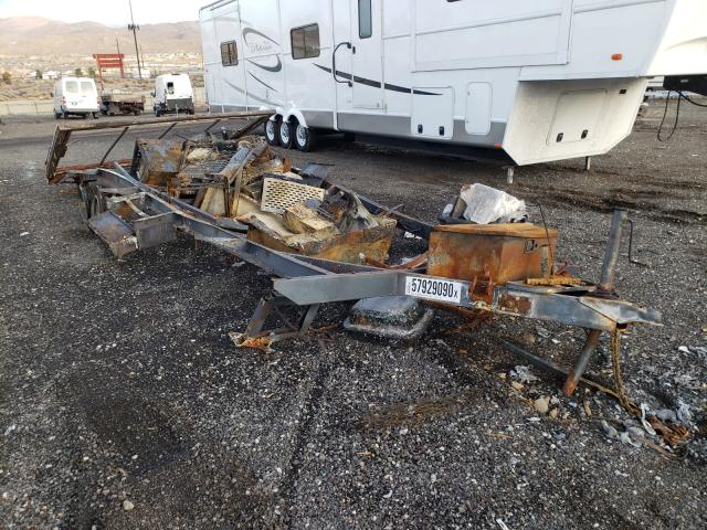 Salvage cars for sale from Copart Reno, NV: 2005 Gear Trailer