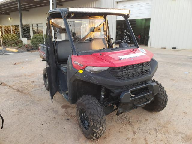 Salvage cars for sale from Copart Tanner, AL: 2020 Polaris Ranger