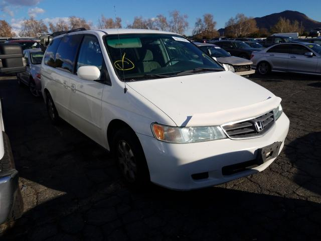 Salvage cars for sale from Copart Colton, CA: 2004 Honda Odyssey EX