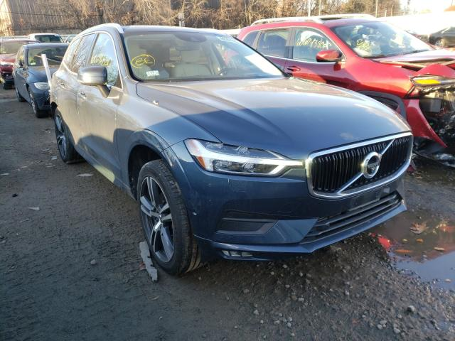 Volvo salvage cars for sale: 2019 Volvo XC60 T5